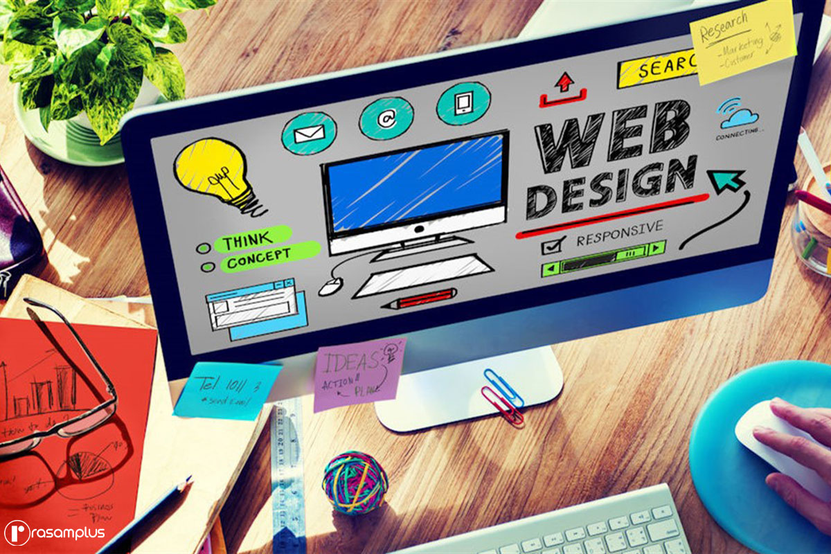 نکات رایج اشتباه در طراحی وب سایت