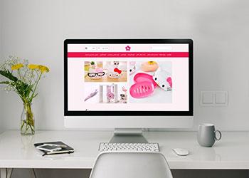 طراحی سایت هلو کیتی