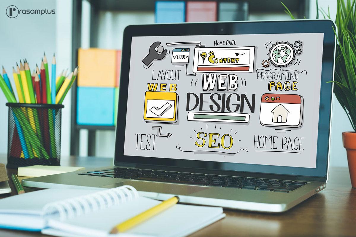 پنج راه حل برای طراحی وب سایت ارزان