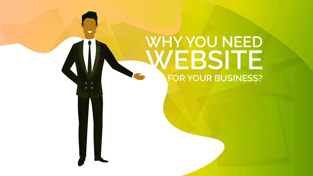 ضرورت داشتن وب سایت برای کسب و کارها